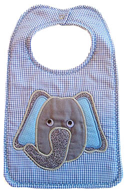 Link to Our Full Size Baby Bib